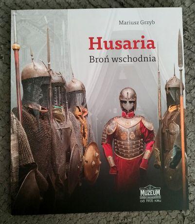 Husaria Broń Wschodnia M. Grzyb + Gratis!