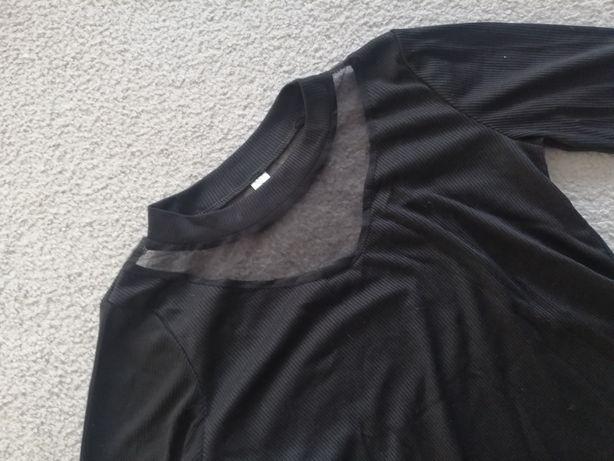 Bluzka czarna sm