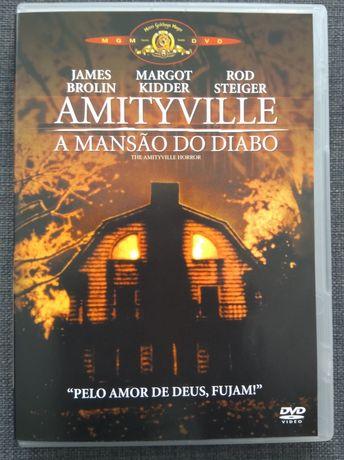 Amytville, Mansão do Diabo, 2 dvds