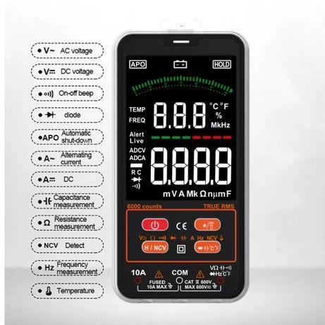 Multimetr cyfrowy uniwersalny Smart T5
