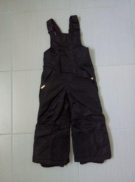 r. 86/92 spodnie śniegowe Lupilu