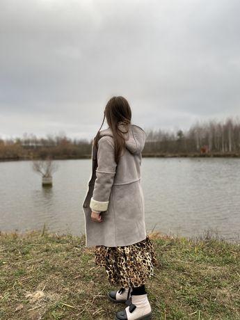 Ціну знижено!!!Пальто для дівчинки. ЦІНУ ЗНИЖЕНО!!