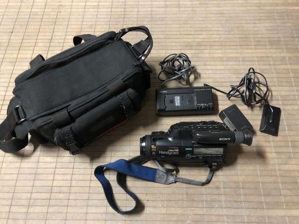 Kamera SONY kompletna z torbą