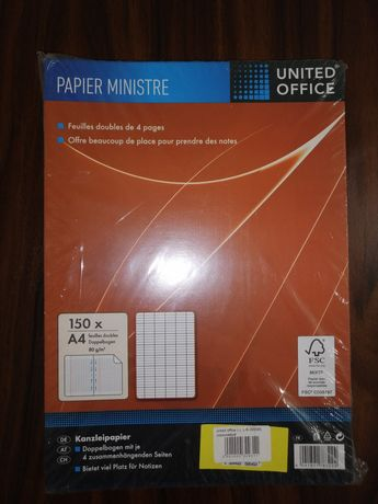 Пачка бумаги 150 листов