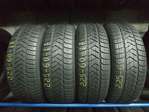 Зимові шини 225/60 R17 PIRELLI