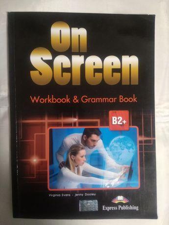 Підручник On Screen Workbook & Grammar Book. ( ЗНО ).