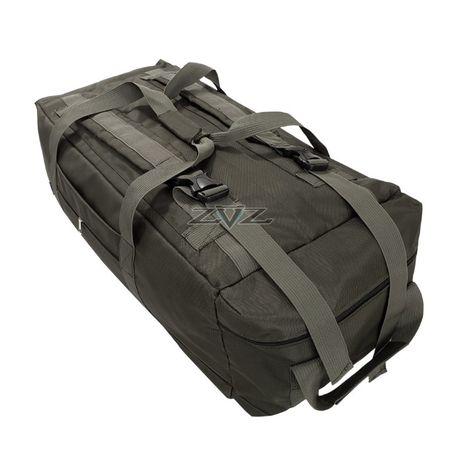 """Сумка - рюкзак """"Tactic-Сompact"""" военная (Хаки) 20-60л"""