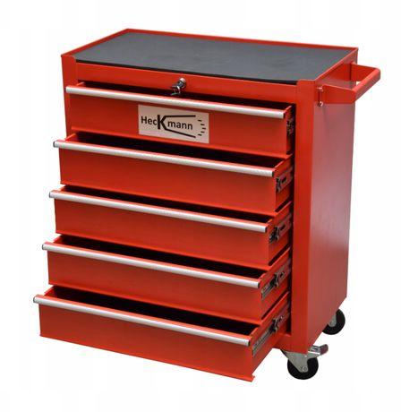 wózek szafka warsztatowa narzędziowa heckmann