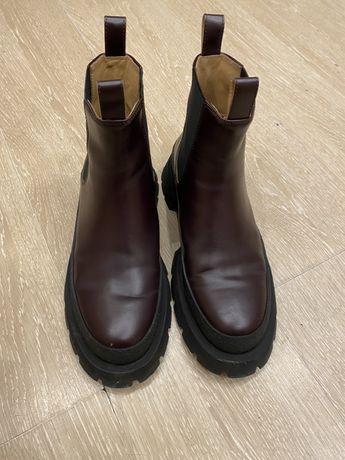 Челси (ботинки) Jil Sander