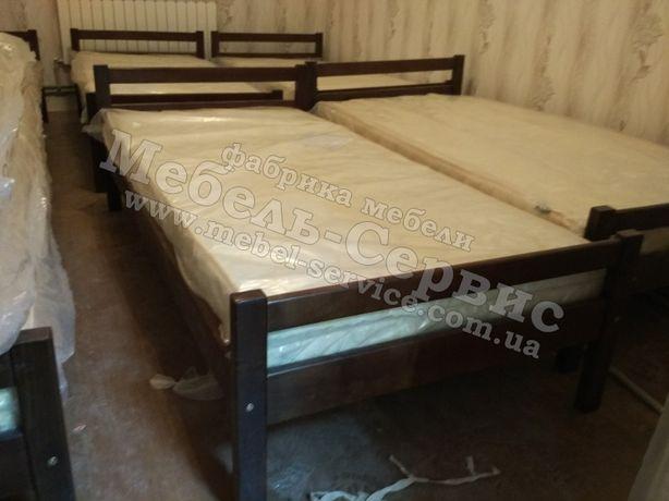 Односпальная кровать Эконом с доставкой по Украине