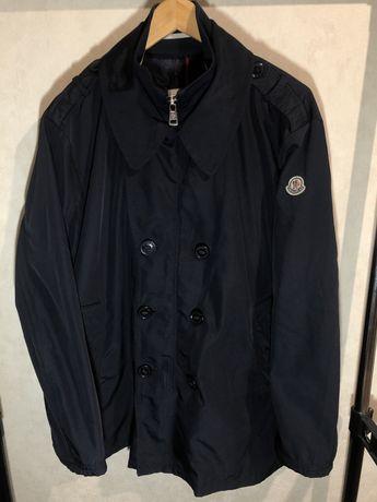 Куртка Moncler (saint laurent burberry)