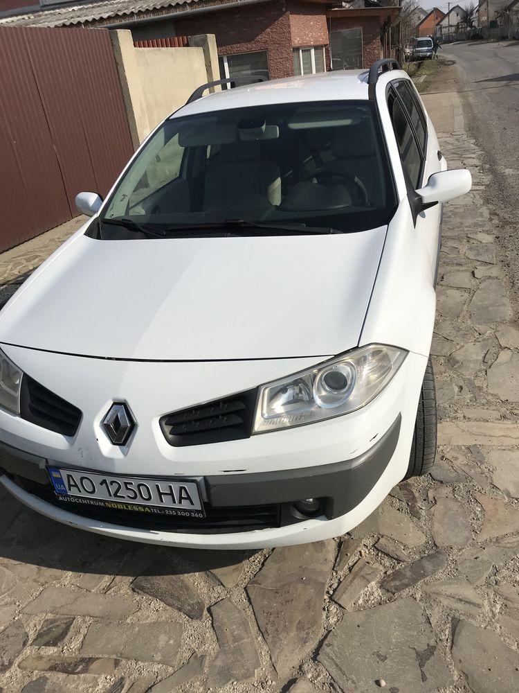 Продам Renault Megan 2 2007