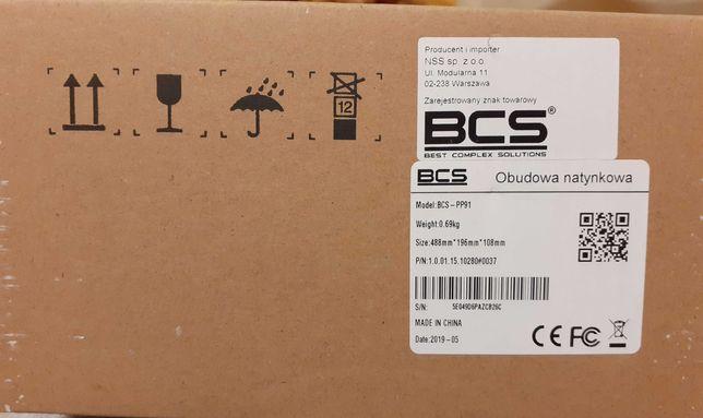 Obudowa natynkowa BCS-PP91