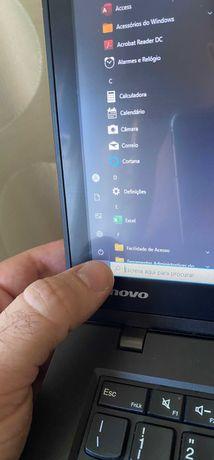 "Lenovo ThinkPad T440 14.1"" Touch HD+/i5-4Geracao/8Gb Ram/Ssd 250Gb"
