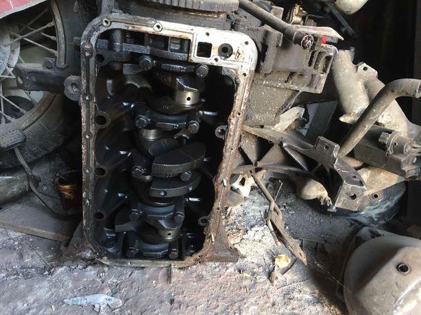 Продам двигатель на BMW m43b18