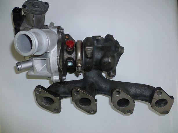 Turbosprężarka Skoda Fabia Roomster Yeti Rapid 1.2TSI 86/105KM