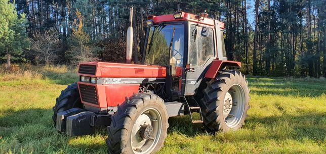 Ciągnik Case 956 XL cały mechaniczny ,klima,silnik 6 od właściciela!!!
