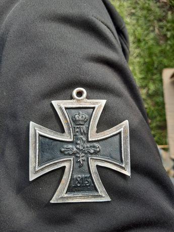 Krzyż żelazny nie znam pochodzenia