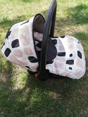 Nosidełko fotelik samochodowy