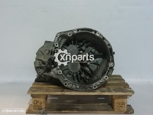 Caixa de velocidades manual RENAULT MEGANE II 1.9 DCI  REF. PK6 S 534 - 2002 - 2...
