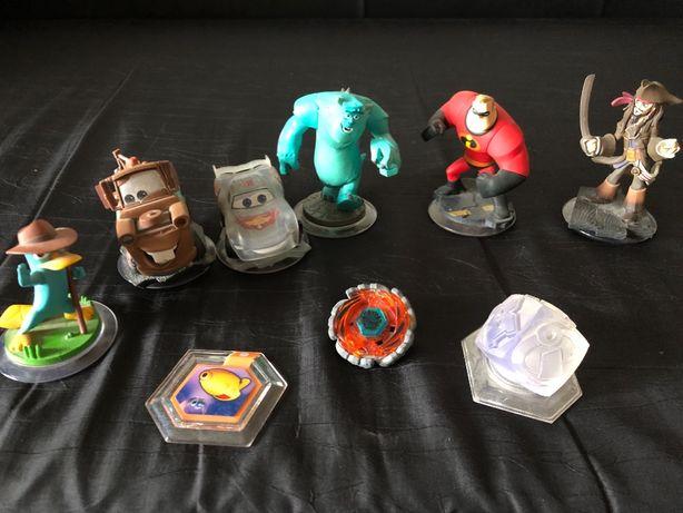 Gra infinity xbox 360 + figurki+ podstawka
