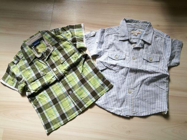 Reserved Kids Cherokee koszule zestawy komplet 80-86