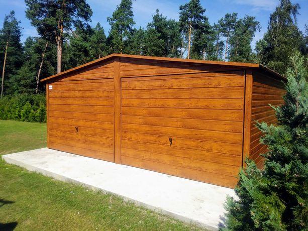 Garaż blaszany Lublin 6x5