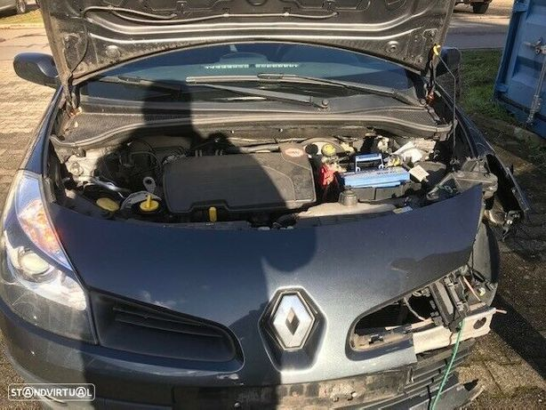 Motor Renault Clio III Modus 1.2Tce 100cv D4F784 Caixa de Velocidades Arranque Alternador