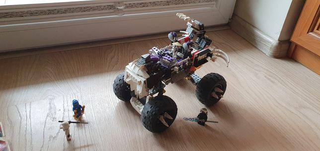 LEGO ninjago czaszkowóz 2506