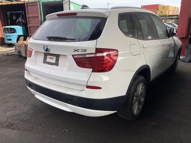 Разборка BMW БМВ Х3,F25 ф25 бампер фонари четверьть двери