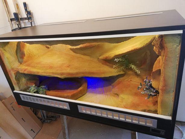 Terrarium 120x60x60 - dla węża