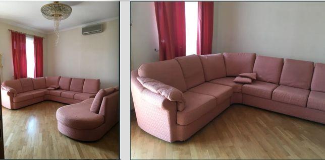Итальянский угловой диван