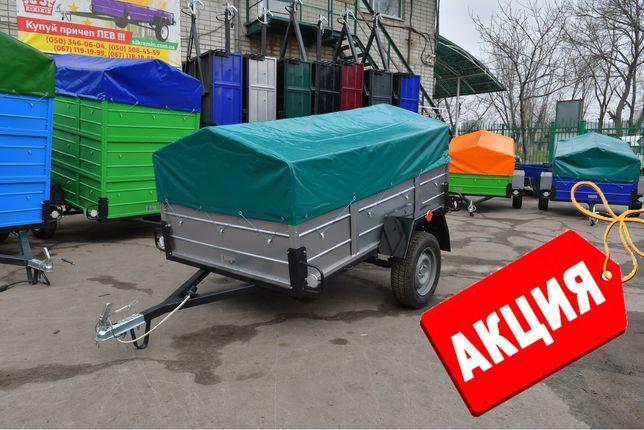 Купить прицеп от Завода 2000х1300 и другие модели