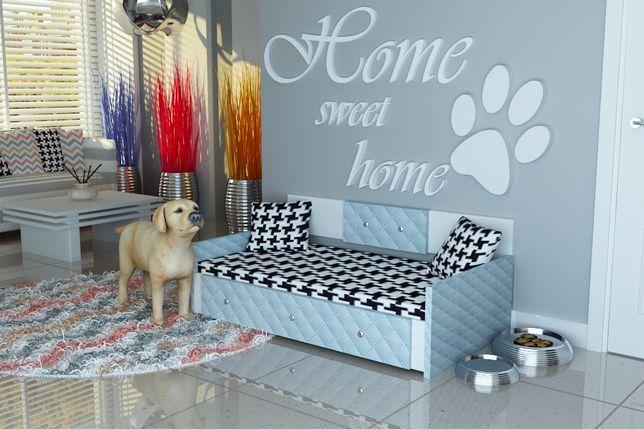 Ładne i wyjątkowe legowisko dla psa-producent !!! Karo diamond eko 3