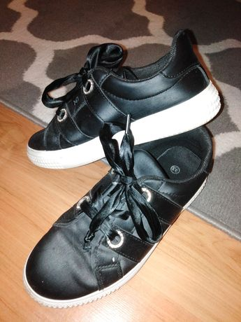 Buty czarne, r 33