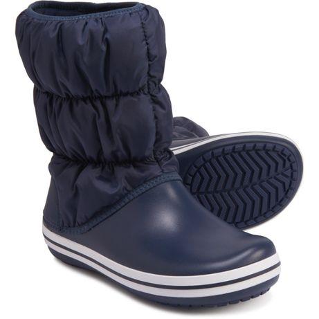 Сапоги Crocs Winter Puff (оригинал 36 37 38)