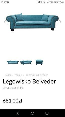 Legowisko Belveder