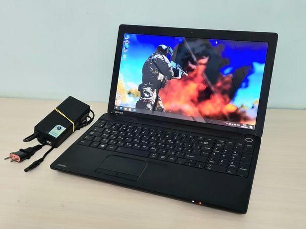 Игровой Ноутбук Toshiba Satellite C50 (core i3/4GB/320GB/Graphics 4000