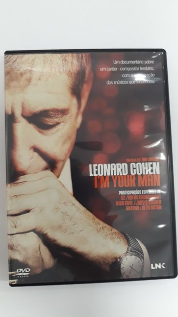 Leonard Cohen - I'm Your Man (DVD Documentário)