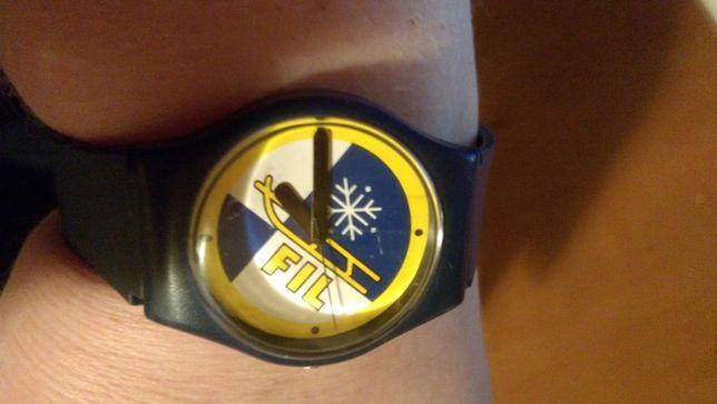 Zegarek FIL Międzynarodowej Federacji Łyżwiarskiej