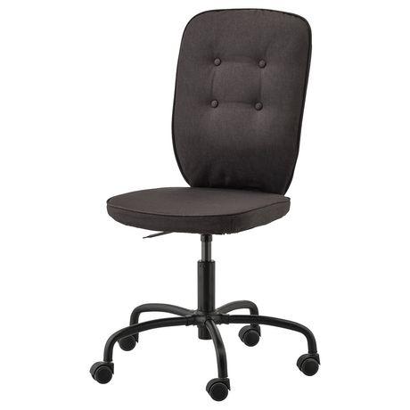 fotel krzeslo obrotowe ikea LILLHÖJDEN