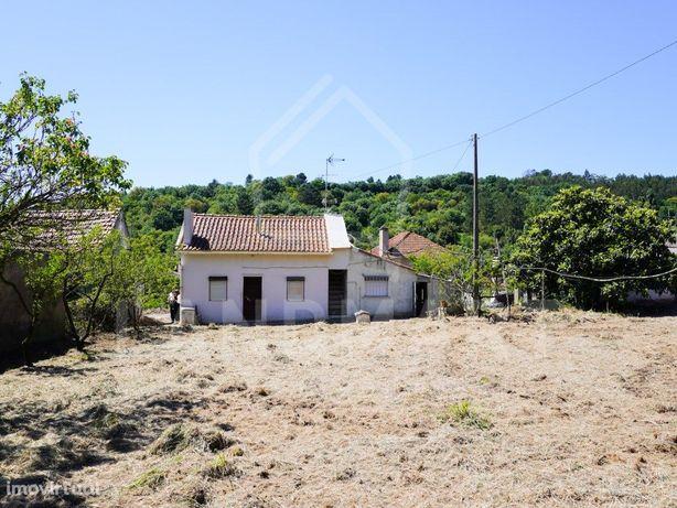 Moradia T1, Vale Conqueiro, Mendalvo - Alcobaça