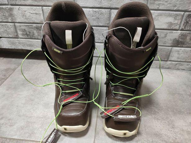 Мужские сноубордические ботинки Burton Moto US10