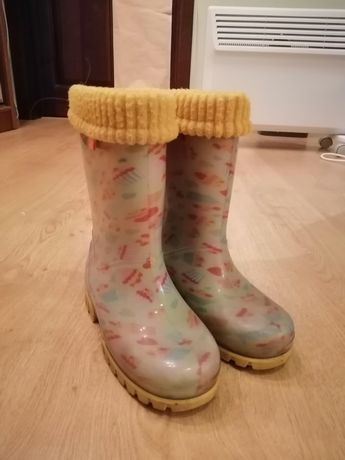ботинки от дождя Deman