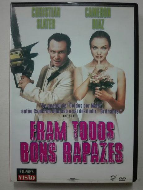 Filme DVD Eram Todos Bons Rapazes