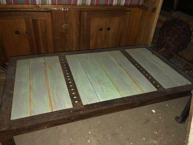 stolik -taca industrialna