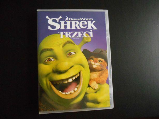 Shrek Trzeci - Film DVD