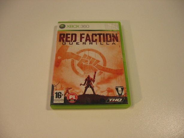 Red Faction Guerrilla PL - GRA Xbox 360 - Opole 1764