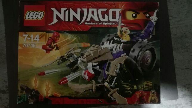 Zestaw klocków LEGO Ninjago