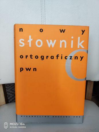 Zamienię słownik ortograficzny PWN na inną książkę